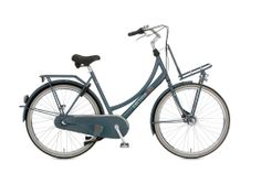 Cortina Roots Transport Mouse Grey (moederfiets)