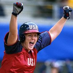"""Stacey Nuveman  Olympic Gold Medalist in Softball; Assistant Head Coach at San Diego State University    Being a top athlete and a mom isn't easy but Nuveman told Working Mother, """"The balance in my life is paramount. I enjoy softball more and perform better when I feel that sense of balance. Softball is a huge part of my life, but it's not everything."""""""