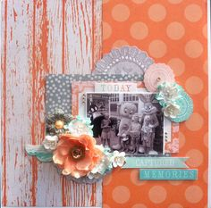 Tania's Creative Space Heritage Scrapbooking, Scrapbooking Ideas, Scrapbook Layouts, Scrapbook Pages, Travel Scrapbook, Dream Big, Projects To Try, Collections, Inspired