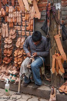 Handcrafts in San Cristobal de las Casas, Chiapas, Mexico