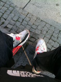 Infrared 90's wore these for a solid 6 months in Europe