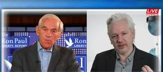Freedom of the Press is in Jeopardy: Ron Paul Liberty Report with Julian Assange