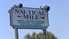 Woodcleft aka Freeport's Nautical Mile
