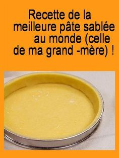 Pâte sablée Fruit Recipes, Pizza Recipes, Cake Recipes, Snack Recipes, Dessert Recipes, Shortbread, Desserts With Biscuits, Cinnamon Cream Cheeses, Pumpkin Spice Cupcakes
