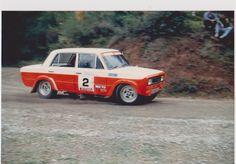 Seat 124 16v Rallysprint Torrelles 1987 Nubiola/Palouzié