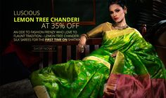 There is an ever growing demand for #Chanderisilksarees in the recent past changing the lives of the entire weaving community there.