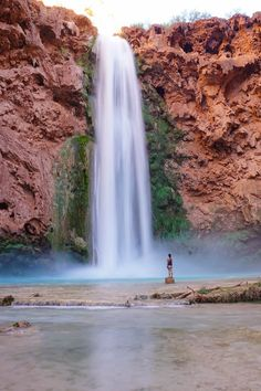 The Ultimate Guide to Backpacking in Havasupai + Pack List
