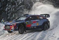 Rally di Svezia WRC 2018: vince Neuville