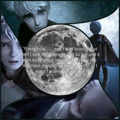 Quote directly from Jack Frost in beginning of the movie! <3