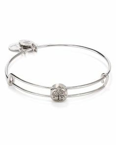 Alex and Ani Sacred Studs Expandable Wire Bangle, Tree of Life  Bloomingdale's