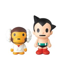 BAPE Dr. Milo & Astro Boy VCD Set ($199.95) #bape #drmilo #astroboy #fatsuma #fatsumatoys #medicom #abathingape #vcd #limitededition #vinylcollectibledoll #awesome #cool #instacool #beautiful #beauty #amazing #love #instalove #fun #art #instagood #collectible #toy #new