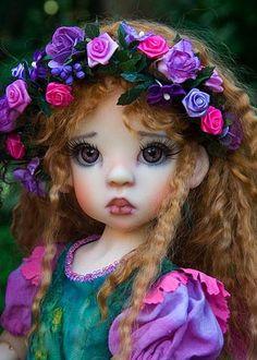 Lavender Flower Fairy
