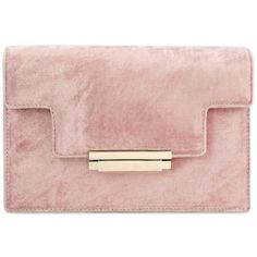 VELVET COCKTAIL CLUTCH (3.470 RON) ❤ liked on Polyvore featuring bags, handbags, clutches, purses, accessories, velvet handbags, handbags purses, pink hand bags, pink purse and evening hand bags