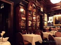 Ralph Lauren Restaurant – Chicago,