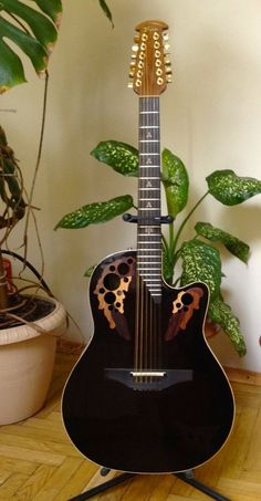 Adamas by Ovation Guitar 1598-MERB Melissa Etheridge 2003 | Musical Instruments & Gear, Guitars & Basses, Acoustic Electric Guitars | eBay!