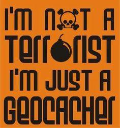NOT a terrorist!