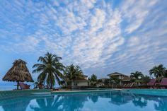 Pool at Hopkins Bay Resort