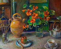 Margaret Olley...add flowers to my life
