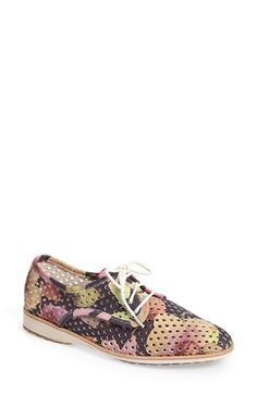 Rollie Derby 'Punch' Oxford (Women) available at #Nordstrom