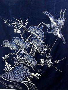 Folklore Touch #212095 Kimono Flea Market Ichiroya