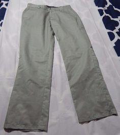 Mens Oakley Cross Town Golf Pants Size 34 x 32   #Oakley
