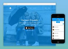 A great web design by Phuse, Toronto, Canada: Mobile App , Marketing Website , Telecommunication , iOS (Objective-C)