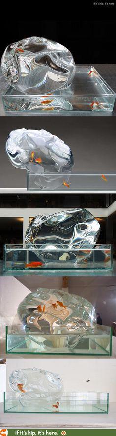 The Echappée Aquarium by Sébastien Cordoleani and Vincent Breed