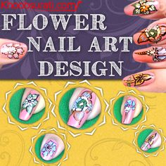 Elegantly awesome, this cool and fashionable nail art is a great adornment to flaunt. Possessing a distinctive grace and unique attraction this beautiful nail art can be easily accomplished by following this assimilative and easy tutorial. See More:- https://www.youtube.com/watch?v=kROdqImVaqU