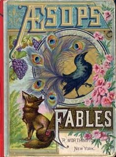 Aesops Fables. Common sense stories written by a black orator  Much better reading than Uncle Remus