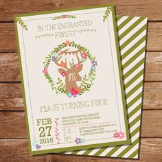 Mia's Enchanted Forest Party by Sunshine Parties