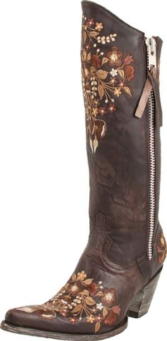 Boots Boots Boots I LOVE  ...Old Gringo Women's L894 Boot