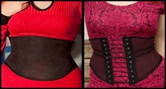 Free Corset Pattern – you can actually print off now!