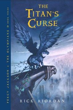 Percy Jackson, Book 3 =D