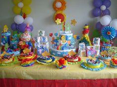 OSITOS CARIÑOSITOS  - care bears Birthday Party Ideas | Photo 1 of 17