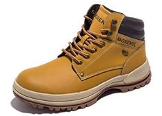 Timberland Snow Drifter Herren Hiking Boots Gelb