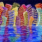 """""""City On The Shore"""" by reniebritenbucher"""