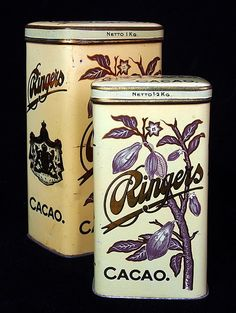 Ringers cacao.