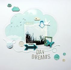 Bits & Pieces: * Sweet daydreams (Step by step) *