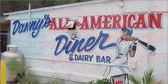 Danny's All-American Diner (Tampa, Fl) Diners, Drive-Ins & Dives