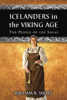Icelanders in the Viking Age cover art -----(Viking Blog: elDrakkar.blogspot.com)