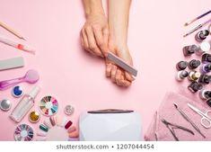 Fan Nails, Nail Photos, Photography Basics, Nail Care, Body Care, Salons, Photo Editing, Nail Polish, Beautiful Women