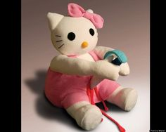 Hello Kitty by Patricia Waller
