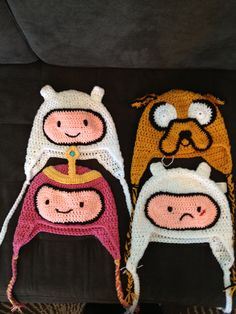 Finn, Jake, Princess Bubblegum