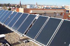 El autoconsumo mediante energías renovables figura entre las actuaciones incentivadas.