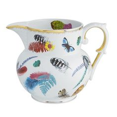 Caribe Pitcher by Christian Lacroix for Vista Alegre
