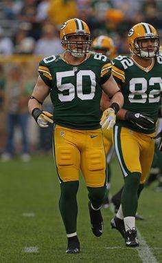 A.J. Hawk, Green Bay Packers