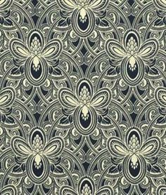 Image result for Robert Allen Swirl Lane Hazelnut Fabric