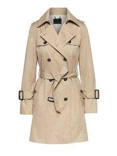 2264da2e8a Water-Resistant Classic Trench Coat | Banana Republic Beige Trench Coat,  Classic Trench Coat