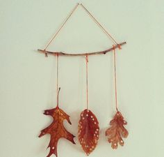7 Crafts That Bring Colorful Fall Leaves Inside