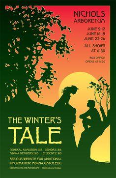 The Winter's Tale. University of Michigan and Nichols Arboretum